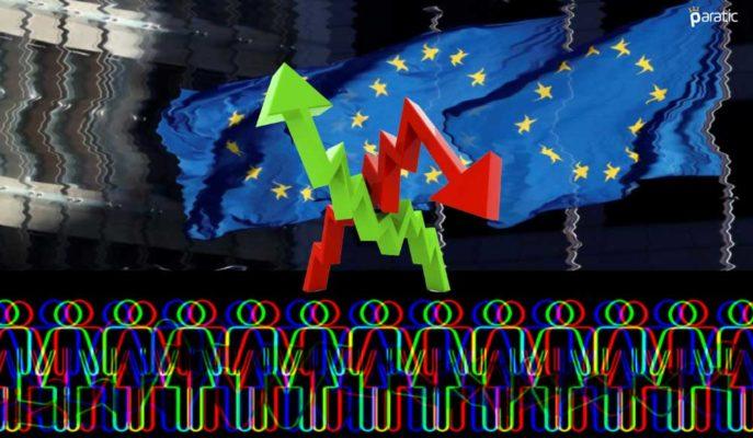 Euro Bölgesi'nin Eylül Çeyreği Büyümesi Düşürülürken İstihdam Artışı Yükseltildi