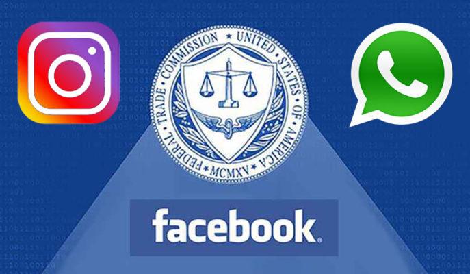 Facebook Aleyhine Açılan Dava ile Sahibi Olduğu Instagram ve WhatsApp'ı Satmaya Zorlanabilir