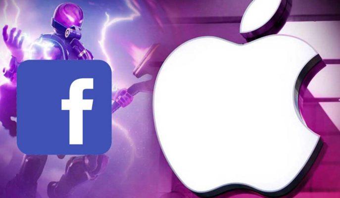 Facebook, Apple ile Olan Davasında Epic Games'i Destekliyor