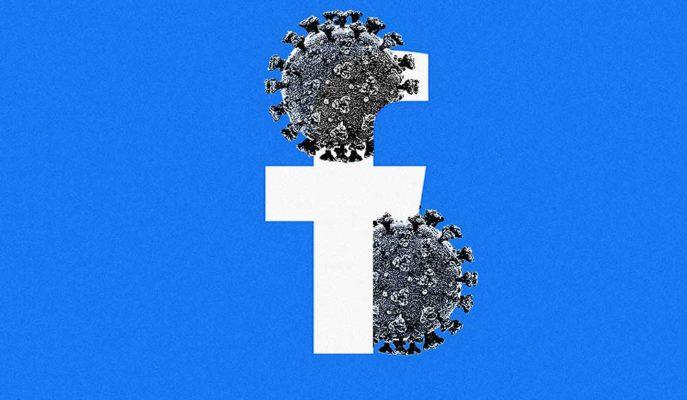 Facebook, Koronavirüsle İlgili Yanlış Bilgiye Maruz Kalan Kullanıcıları Uyaracak