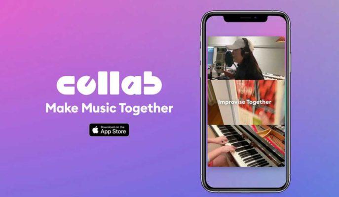 Facebook, TikTok'u Andıran Müzik Uygulaması Collab'ı Yayınladı
