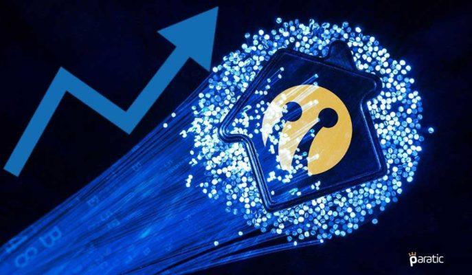 Fiber Yatırımı için Birlik Çağrısı Yapan Turkcell'in Hisseleri %2 Yükselişte