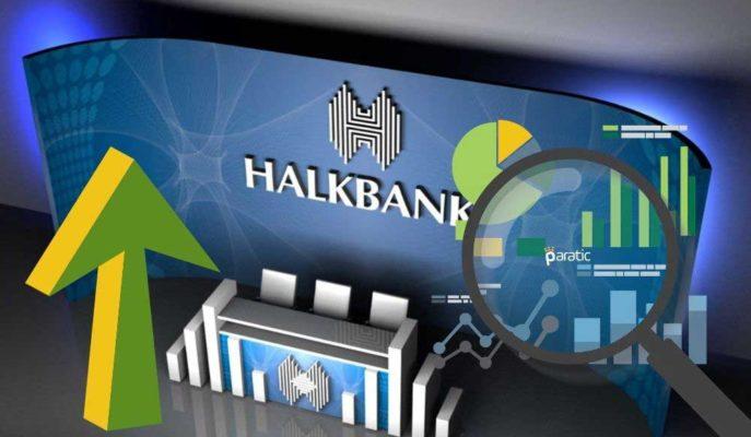 Bazı Meslek Gruplarına %100 Faiz İndirimi Açıklayan Halkbank Hisseleri Pozitif