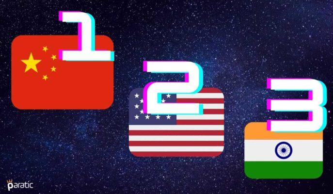 Hindistan 2030'a Kadar Üçüncü En Büyük Ekonomi Olacak