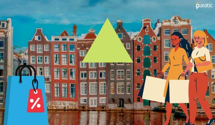Hollanda Perakende Satışları Kasım'da 3 Ayın En Hızlı Artışını Kaydetti