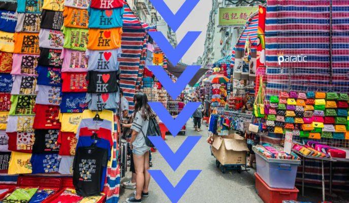 Hong Kong Bileşik TÜFE'si Kasım'da %0,2 Düşüş Kaydetti