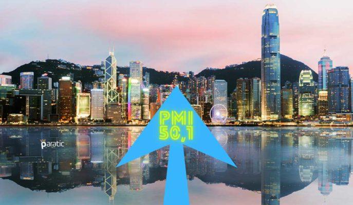 Hong Kong PMI, Yaklaşık 2 Yılın En Yüksek Seviyesinde
