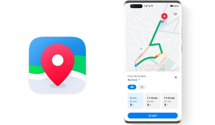 Huawei İmzalı Harita Servisi Petal Maps, AppGallery'de Yerini Aldı