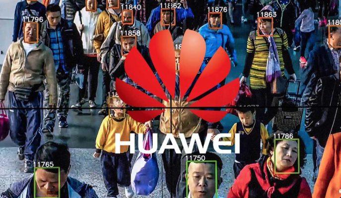 Huawei Tepki Çekecek Yüz Tanıma Araştırması ile Gündeme Geldi