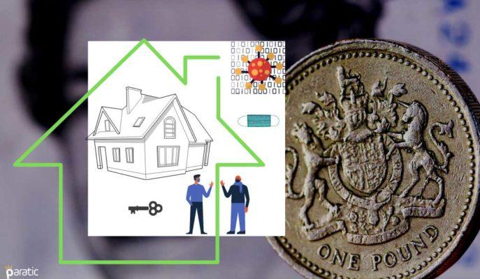 İngiltere Konut Fiyatı Artışı Kasım'da 2004'ten Bu Yana En Güçlü Seyrinde