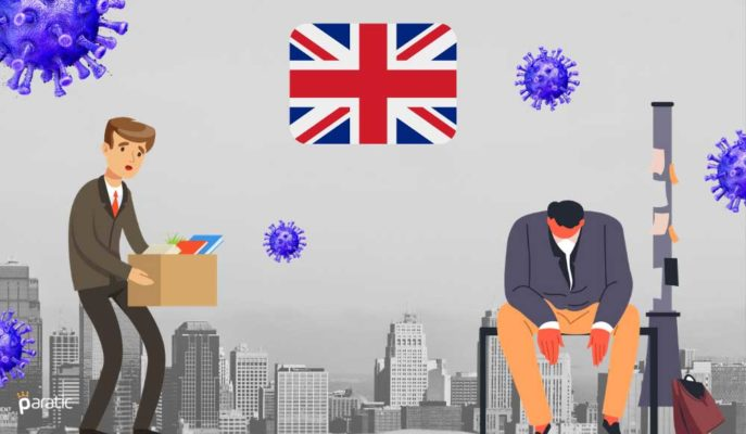 İngiltere'de İşsizlik Yeniden Yükselirken İşten Çıkarmalar Tarihi Zirvede