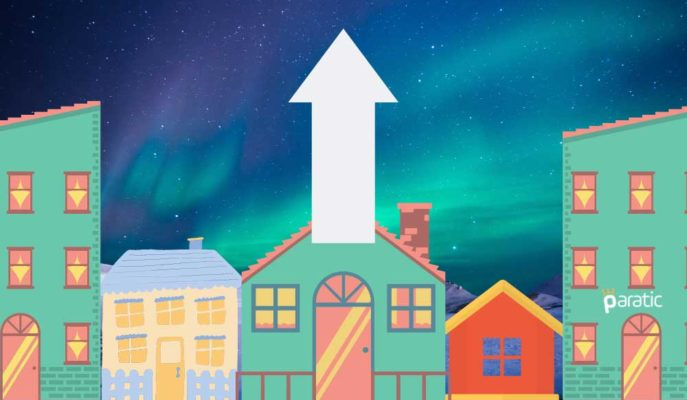İngiltere'de Konut Fiyat Artışı Aralık'ta 6 Yılın En Yükseğine Ulaştı