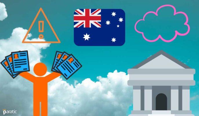 İşsizlik Konusunda Endişeli olan Avustralya MB, Bankalar için İyimser