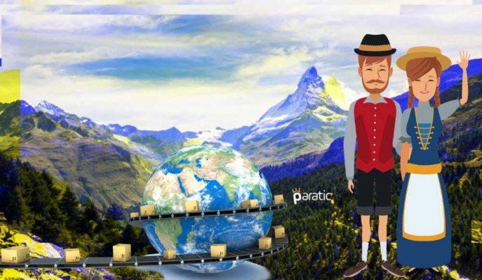 İsviçre'nin Kasım İhracatı Üç Büyük Pazarında Önemli Artış Kaydetti