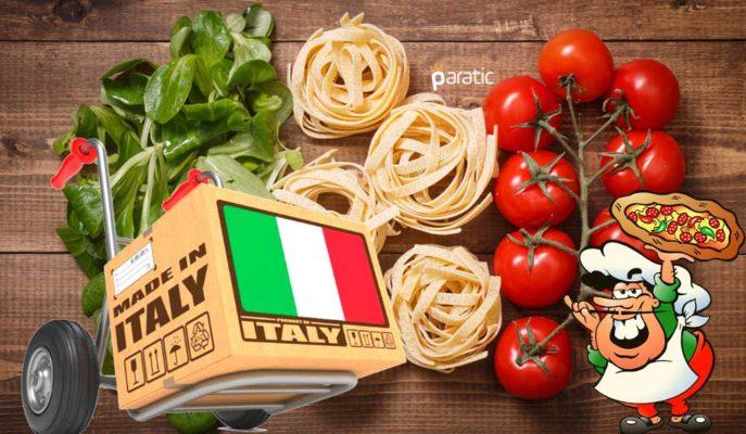 İtalya'nın AB Dışı Ülkelerle İhracatı Yıllık Bazda %1,4 Arttı