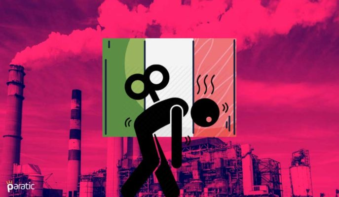İtalya'nın Ekim Ayı Sanayi Üretimi, 4Ç20'de GSYİH Düşüşüne İşaret Etti