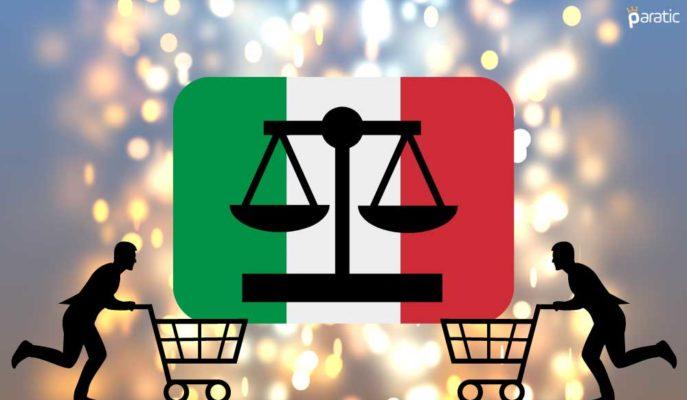 İtalya'nın Ticaret Fazlası Ekim'de 7,56 Milyar Euroya Geriledi