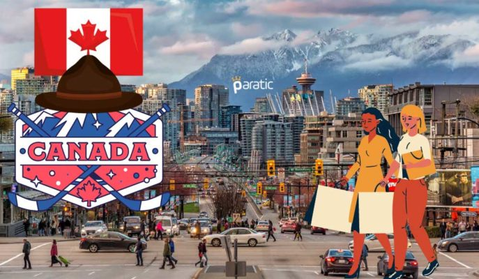 Kanada Perakende Satışları Ekim'de %0,4 ile Altıncı Aylık Artışı Kaydetti
