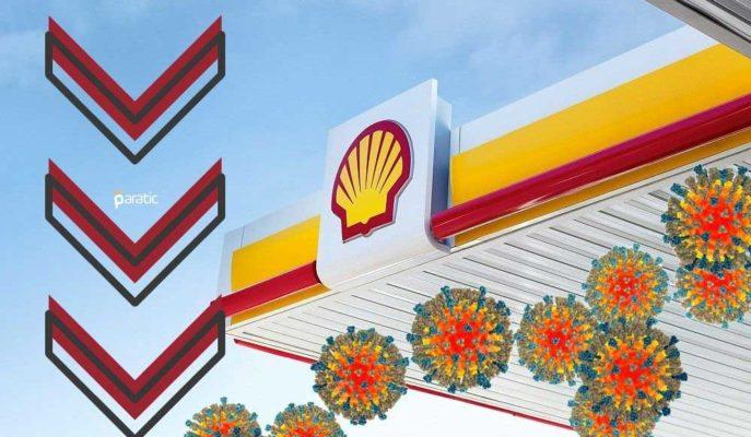 4Ç20'de Karlılığında Sert Düşüş Bekleyen Shell'in Hisseleri %7 Geriledi
