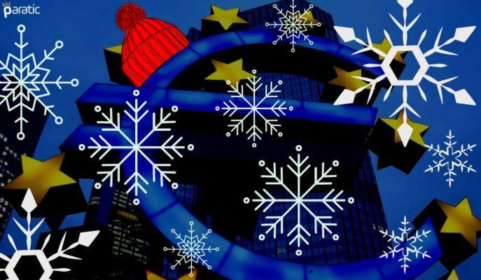 Kış Belirsizliği Altındaki Euro Bölgesi Sanayi Üretimi Ekim'de %2,1 Arttı