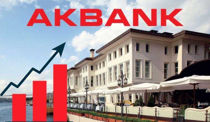Les Ottomans'ı Alan Akbank'ın Hisse Fiyatı Yüzde 1,5 Yükseldi