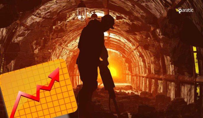 %1 Olan Madencilik Sektörü Gelirinin GSYİH'ye Oranı Artırılmalı