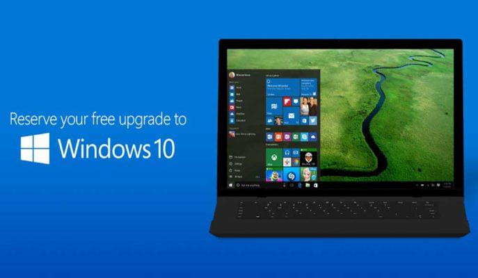 Microsoft Eski Sürümlerden Windows 10'a Ücretsiz Yükseltme İmkanı Sunuyor