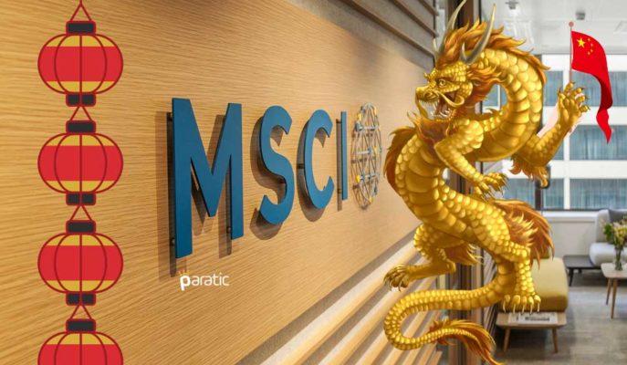 MSCI, ABD Baskısıyla Bazı Çinli Hisseleri Endekslerinden Çıkaracak
