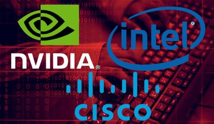 Nvidia, Intel ve Cisco Gibi Dev Şirketler ABD'ye Yönelik SolarWinds Saldırılarından Etkilendi