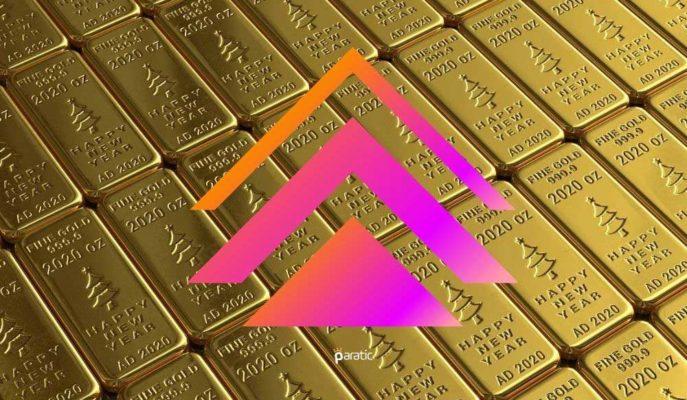 Ons Altın ABD Destek Paketiyle Yükselirken, Gramda Dolar Baskısı Hakim