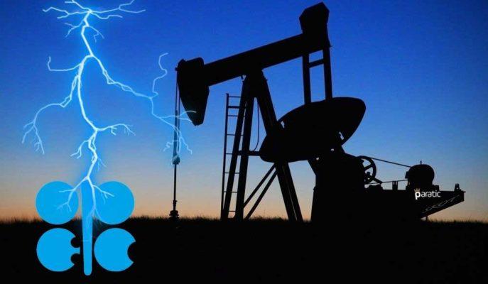 Petrol Fiyatları OPEC Toplantısının Ertelenmesiyle %0,8 Geriledi