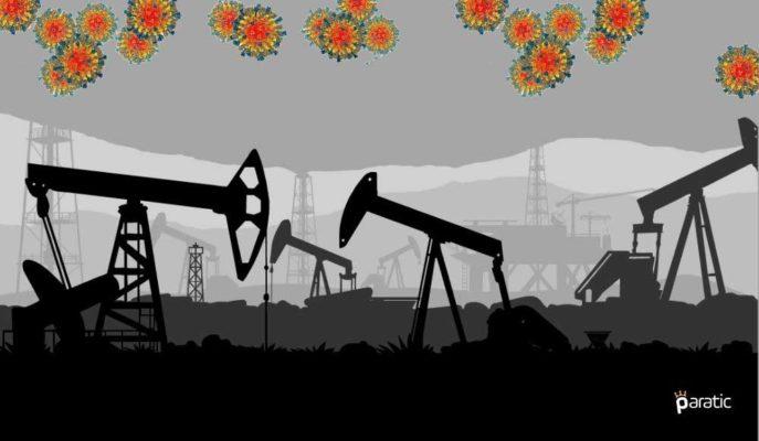 Pandeminin İnsafına Kalan Petrol Talebi, 2022'ye Kadar Eski Haline Dönemeyecek