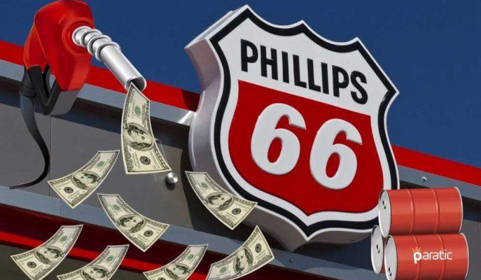 ABD'li Phillips 66 Pandemiye Bağlı Olarak 2021 Bütçesini %43 Azalttı