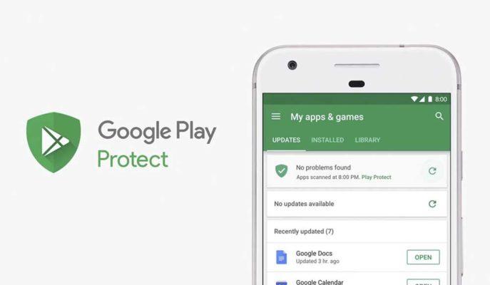 Play Store'daki Virüs Korumasının Tahminlerin Çok Altında Olduğu Tespit Edildi
