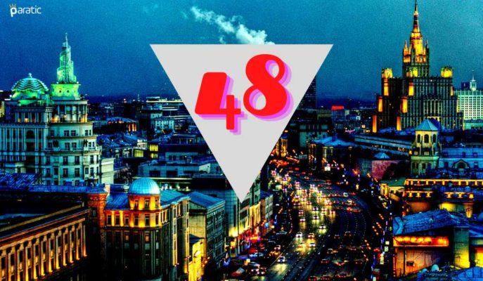 Rusya Hizmet Sektörü Aralık'ta Üçüncü Ay için Daraldı