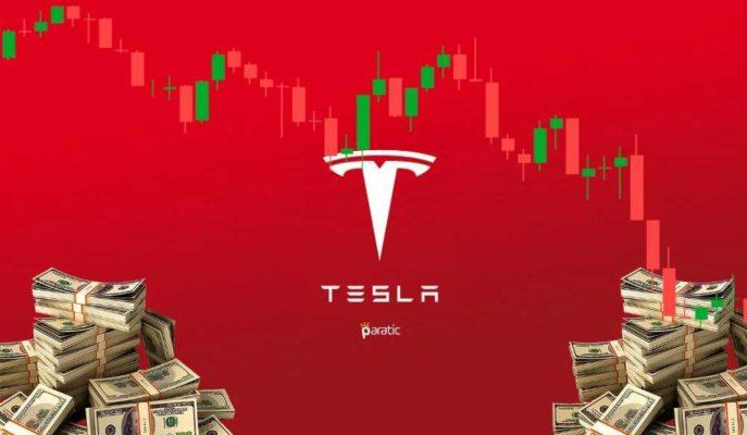 Bir Kez Daha Sermaye Artırımına Giden Tesla Hisseleri %2 Düşüşte