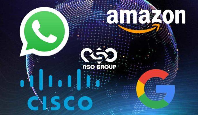 Silikon Vadisi'nin Devleri İsrailli NSO Group'a Karşı Birleşiyor