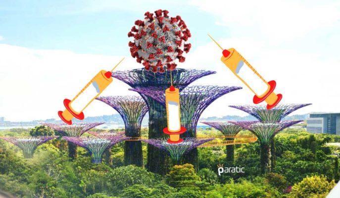 Singapur Ekonomisi Aşıyla İyileşecek Ama Hemen Eskiye Dönemeyecek
