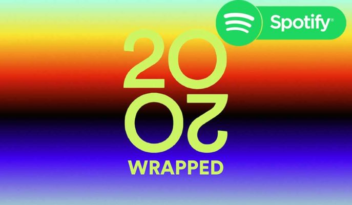 Spotify Kullanıcılara 2020 Yılına Dair Dinleme Özetlerini Çıkarıyor