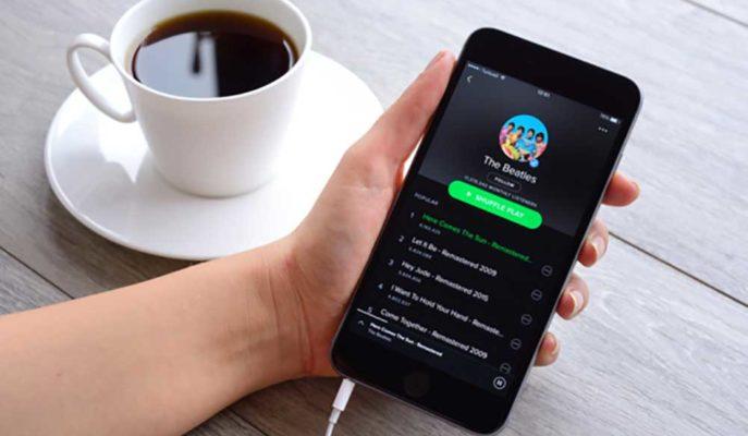 Spotify Mobil Uygulamasına Yerel Müzikleri Dinleme Özelliği Getiriyor