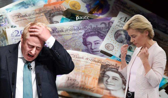 Sterlin, Brexit Ticaret Anlaşmasında İlerleme Kaydedilmesiyle Yükseldi