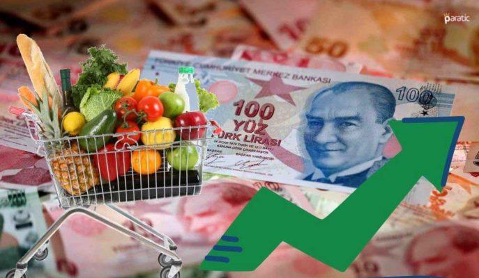 Enflasyonun Aralık'ta da Artması Beklenirken, TCMB Kalıcı Düşüş Vurgusunu Yineledi