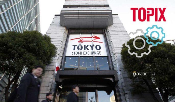 Tokyo Borsası Topix'ten Küçük Şirketleri Ayırarak Yeni Bir Endeks Başlatacak