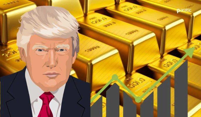 Altın, Covid-19 Destek Paketinin Trump'ın Onayından Geçmemesiyle Yükseldi