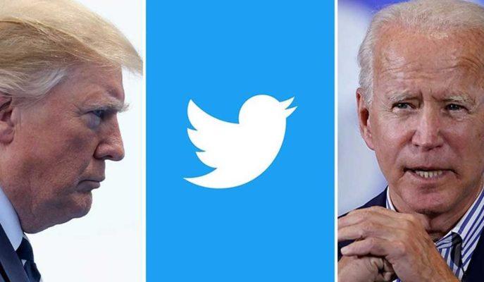 Twitter, Biden'ın Gelmesi ile ABD Başkanlarının Kullandığı Hesapların Takipçilerini Sıfırlayacak
