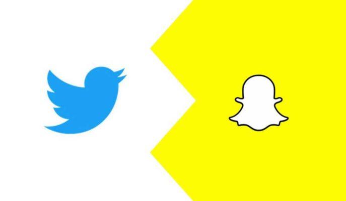 Twitter Paylaşımları Snapchat'e Ekleme Özelliğini Test Ediyor