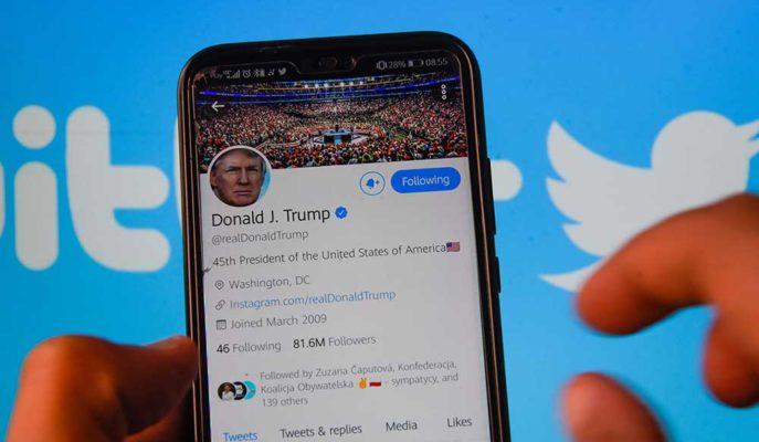 Twitter, Trump'ın Paylaşımlarının Büyük Bölümüne Uyarı Etiketi Eklemeyi Sürdürüyor