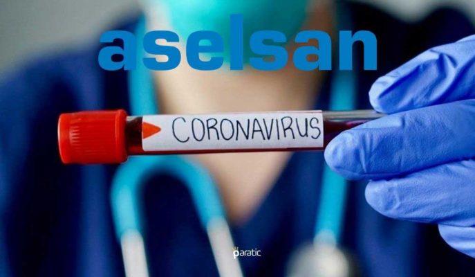 Virüs Tanısında Dünyada Bir İlki Başaran Aselsan Hisseleri %3 Yükseldi