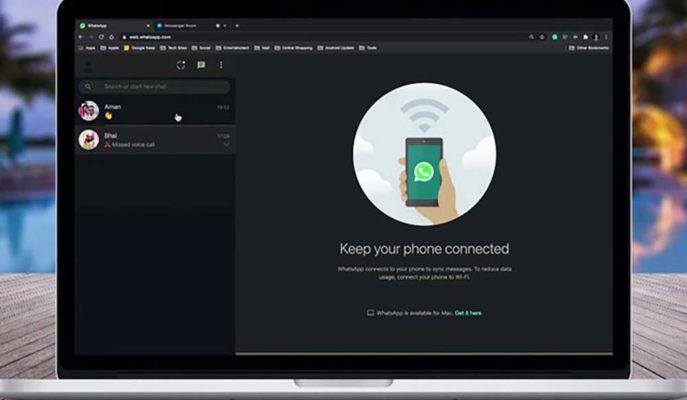 WhatsApp Web'in Tarayıcı Sürümü için Görüntülü Görüşme Özelliği Sunuluyor
