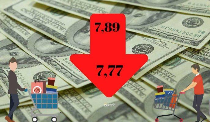 TCMB Yıl Sonu TÜFE Tahminini %14,18'e Yükseltirken, Doları 7,77'ye Düşürdü